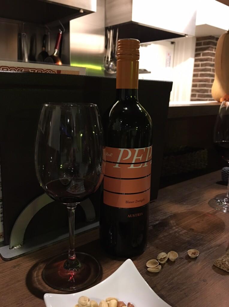 今夜の赤ワインと「奈良酵素」